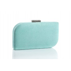 Clutch antelina rectangular